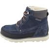Viking Kjenning GTX Shoes Junior Dark Blue/Charcoal
